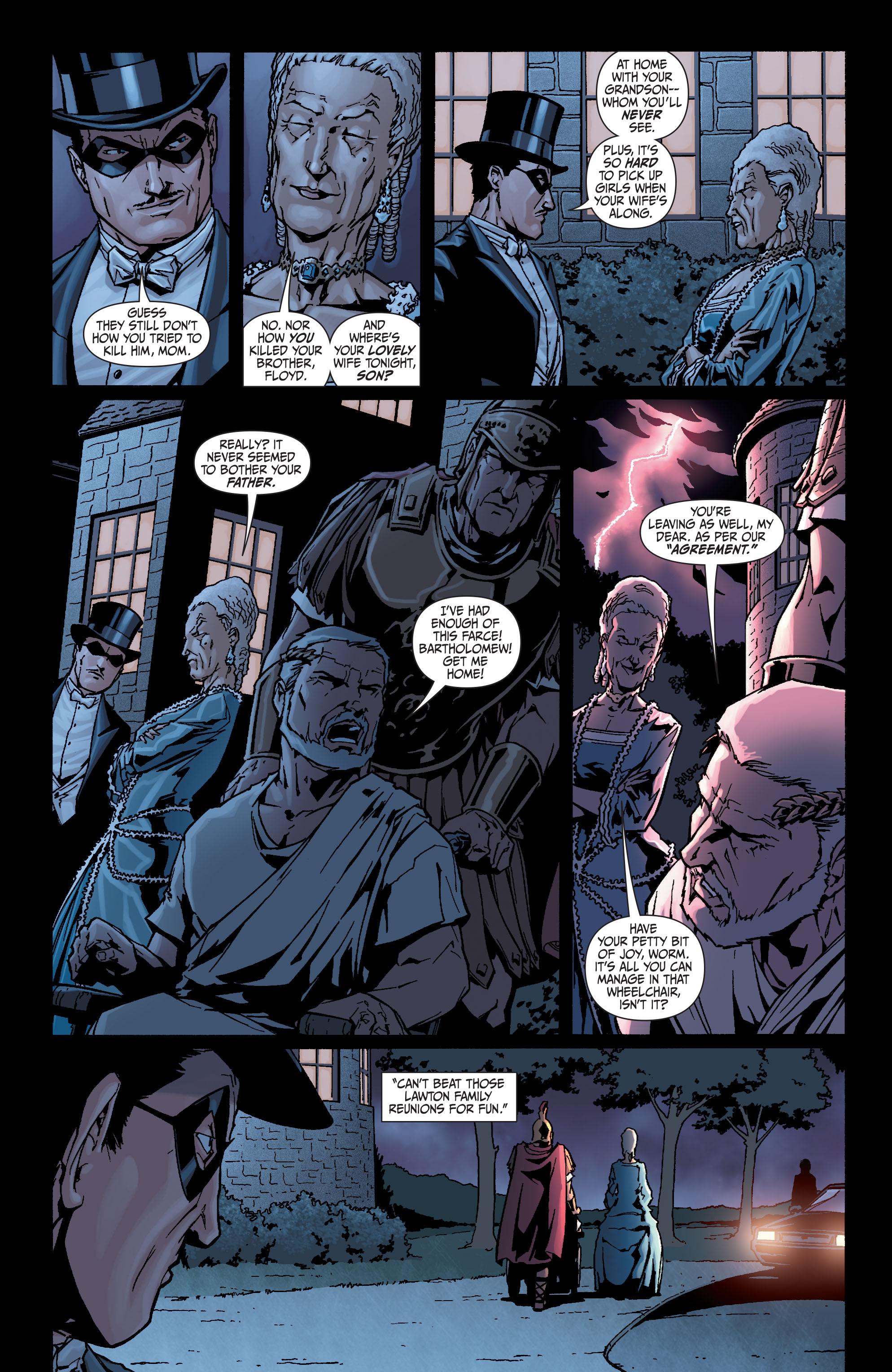 Read online Secret Six (2008) comic -  Issue #15 - 12