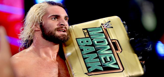 Seth Rollins and Former NXT Diva Zahra Schreiber (With