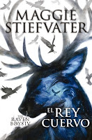 The raven boys 4 - El rey cuervo