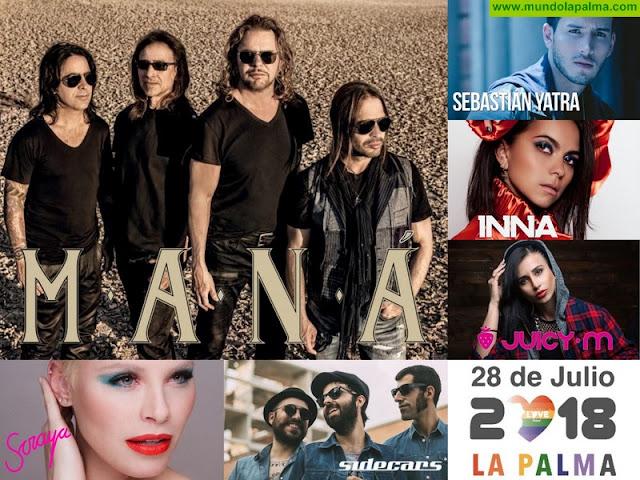 El Isla Bonita Love Festival activa la Oficina Virtual para dar todos los detalles del evento de integración que marca la agenda del verano en Canarias