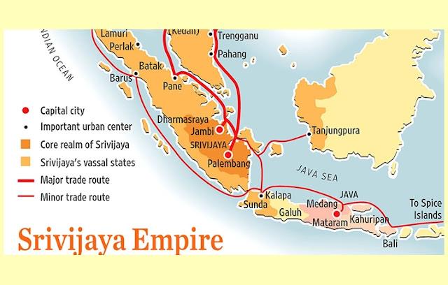 Sejarah Berdiri Hingga Runtuhnya Kerajaan Sriwijaya