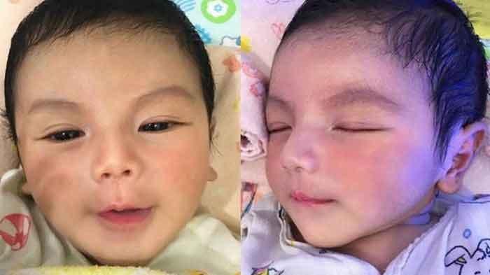 Bayi Super Tampan Yang Bikin Netizen Penasaran