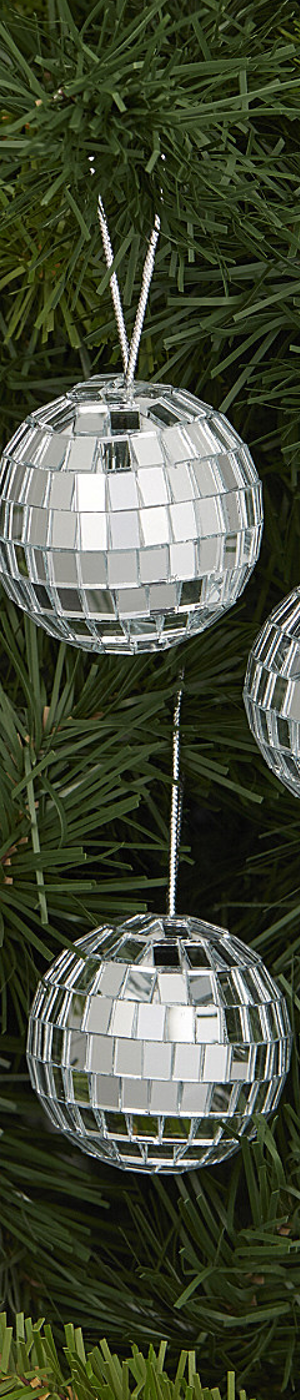 Selfridges Hanging Mirror Mini Ornaments