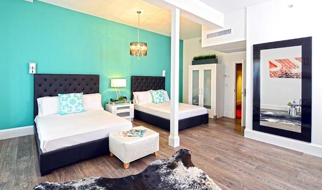 Ithaca of South Beach Hotel em Miami Beach: quarto