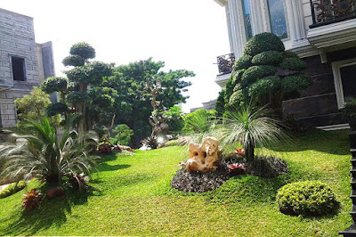 Jasa Taman Surabaya Pembuatan Taman Sidoarjo