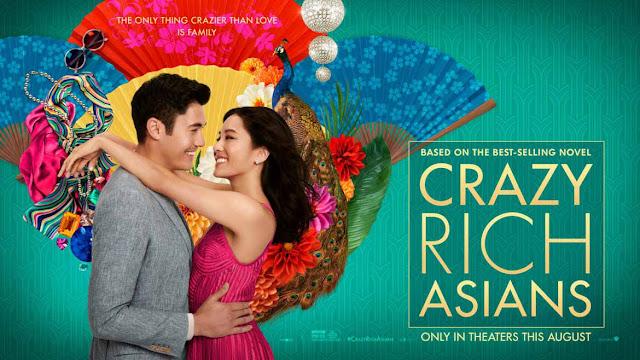 فيلم الكوميديا والرومانسية الآسيوي Crazy Rich Asians يقود صدارة البوكس أوفيس العالمي متفوقا على فيلم The Meg