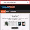 Blog Builder Terbaru Indonesia : NextWapBlog.com