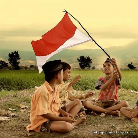 Tanah Airku - Merah Putih Bendera