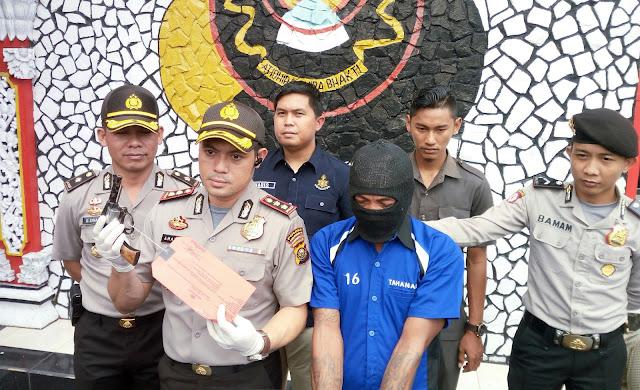 Warga Lempuing Jaya Dibekuk Polisi