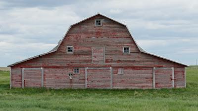 barn, Hilda, Alberta, Buffalo Trail, abandoned, farm