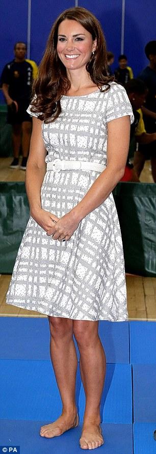 Central Kansas Podiatry Associates: Beautiful Celebrities ... Kate Middleton Bunions