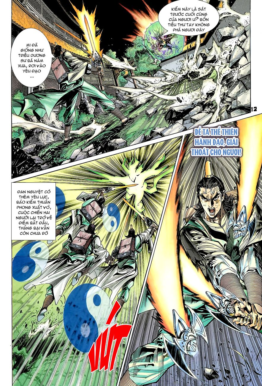 Đại Đường Uy Long chapter 80 trang 14