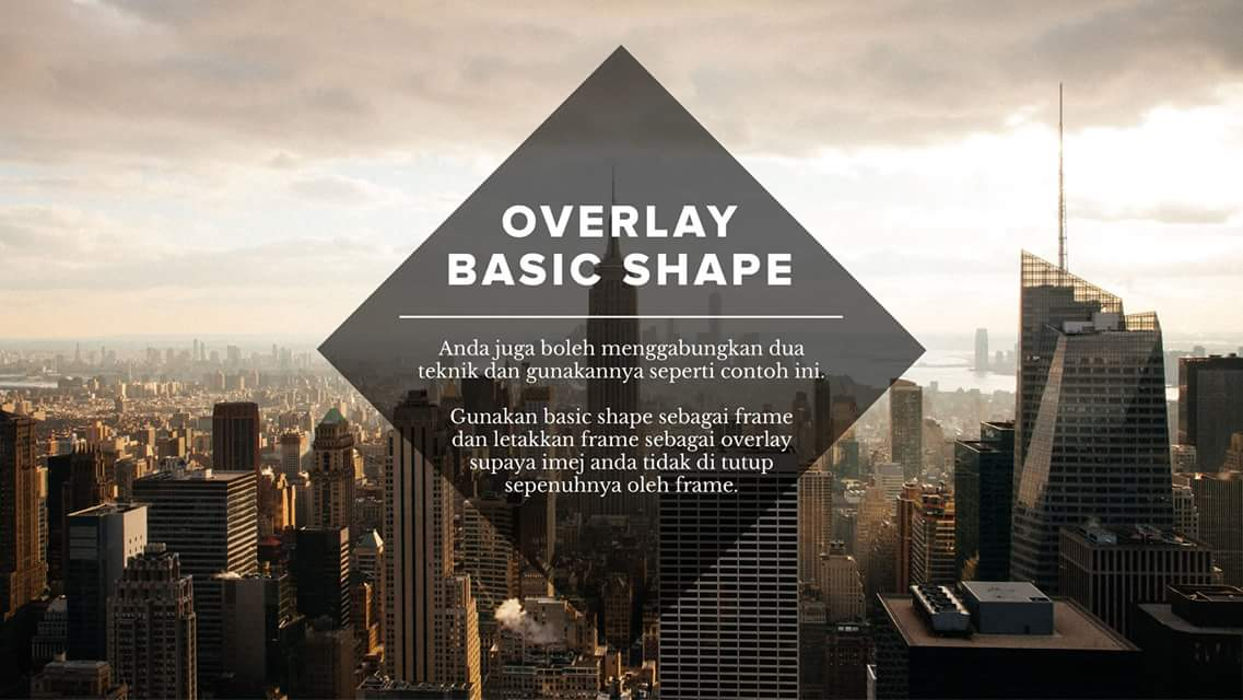Overlay Basic Shape
