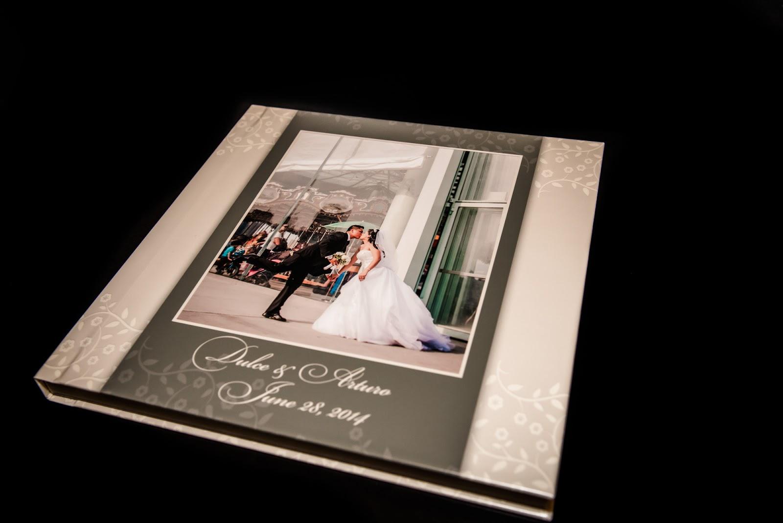 wedding photographer album design