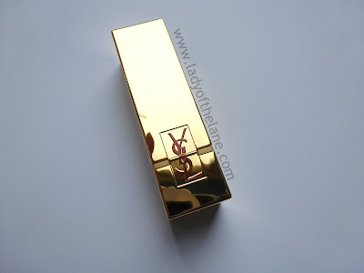 YSL Rouge Pur Couture Golden Lustre in 113 Rose Parisien