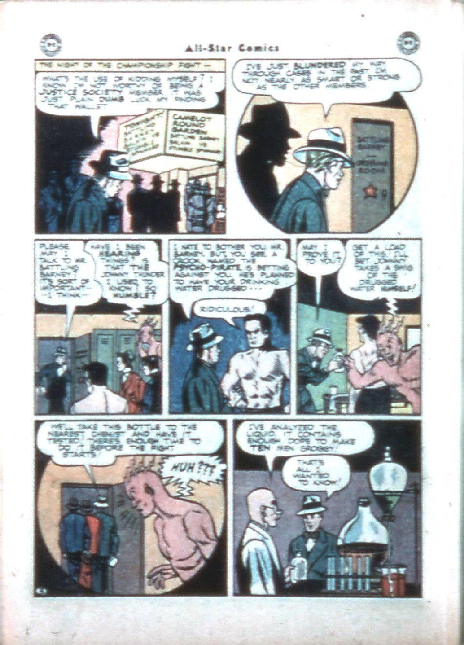 Read online All-Star Comics comic -  Issue #32 - 34