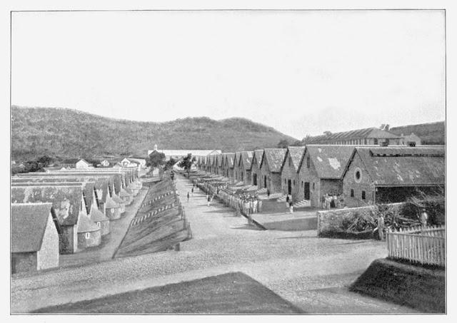 Σωφρονιστική αποικία στη Νέα Καλυδωνία