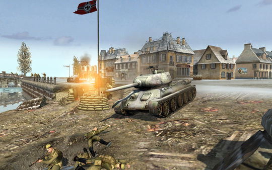 Men of War Assault Squad Free For PC