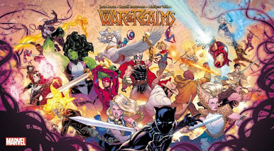 "Comic: Primeros datos sobre el evento ""War of the Realms"" de Marvel Comics"