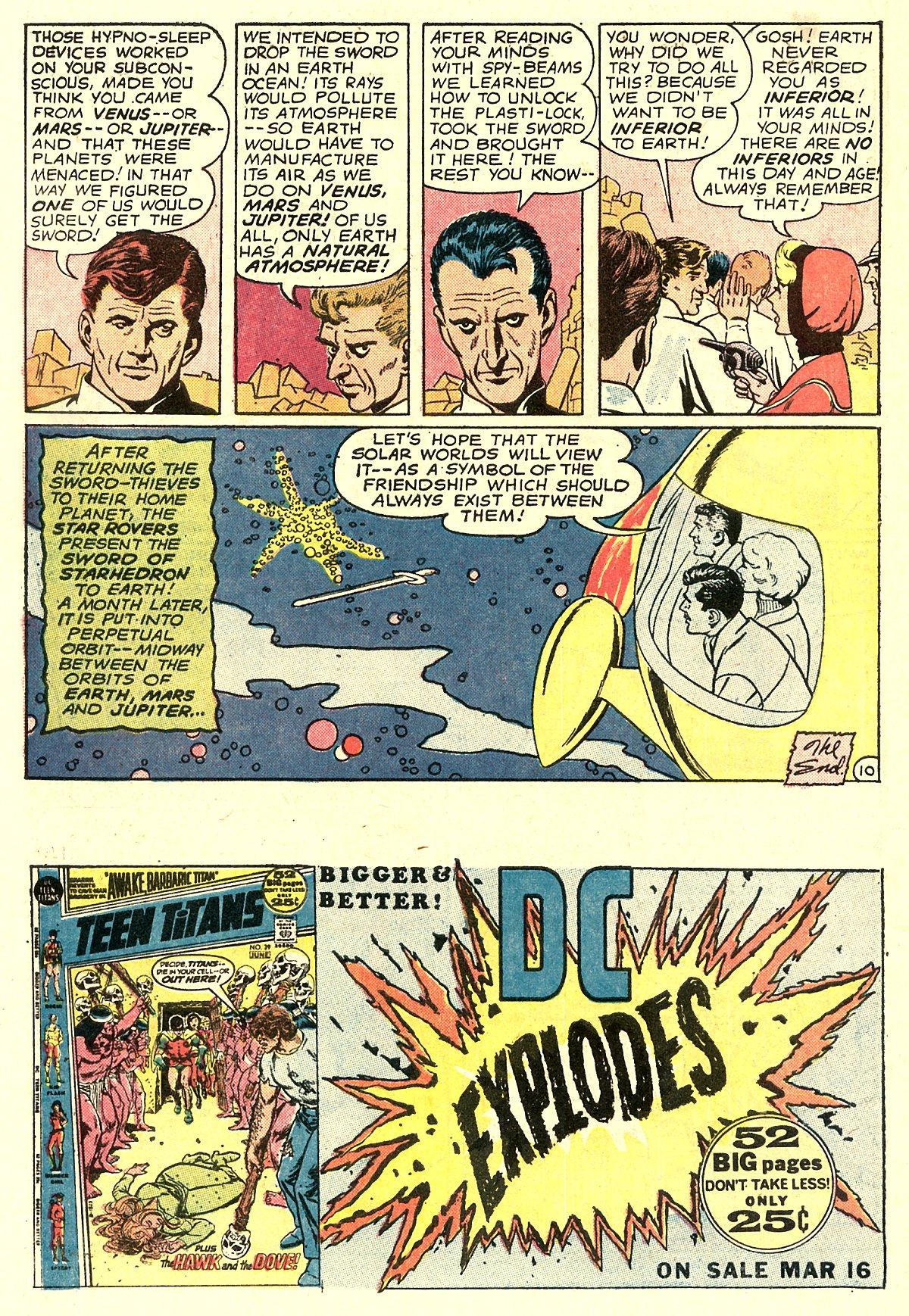 Strange Adventures (1950) issue 236 - Page 47