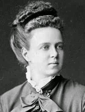 La duchesse d'Edimbourg, née  grande-duchesse Maria Alexandrovna de Russie