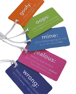 luggage tags - definitions - Inventive Travelware
