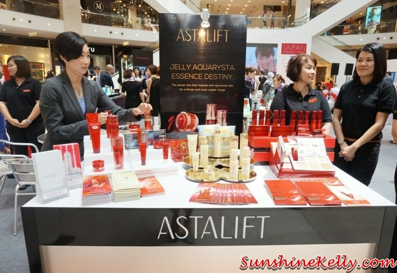 My Experience Japan Beauty Week KL, Japan Beauty Week, Japan, astalift