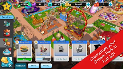 RollerCoaster Tycoon Touch MOd 1