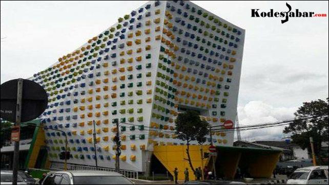 Gedung Bandung Creative Hub.