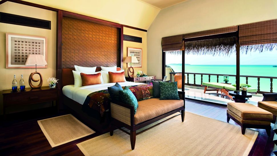 home in the world beach bedroom decorating ideas