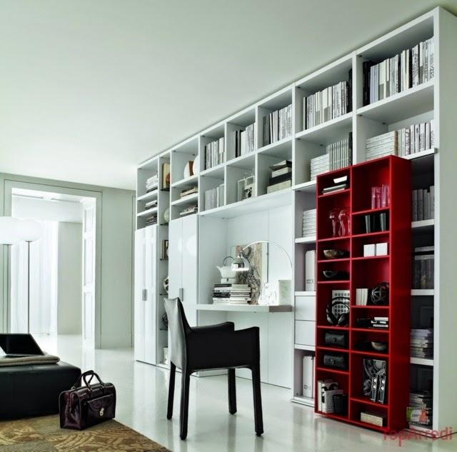 Living room bookshelves and shelving units - 20 Elegant ...