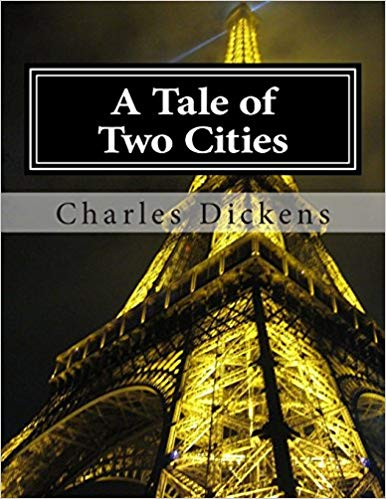 A Tale Of Two Cities English Novel