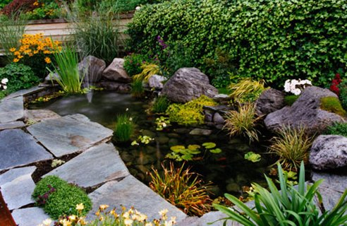 home garden design