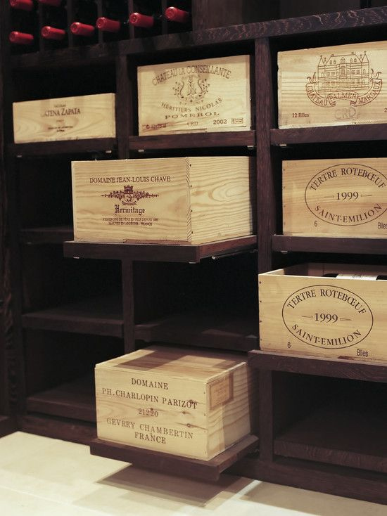 Wooden Wine Boxes & Wine Crates: Classic Wine Crate ...