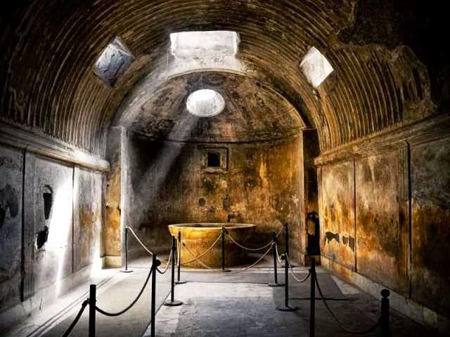 pompeya2 - Los templos de Pompeya estaban alineados con las estrellas