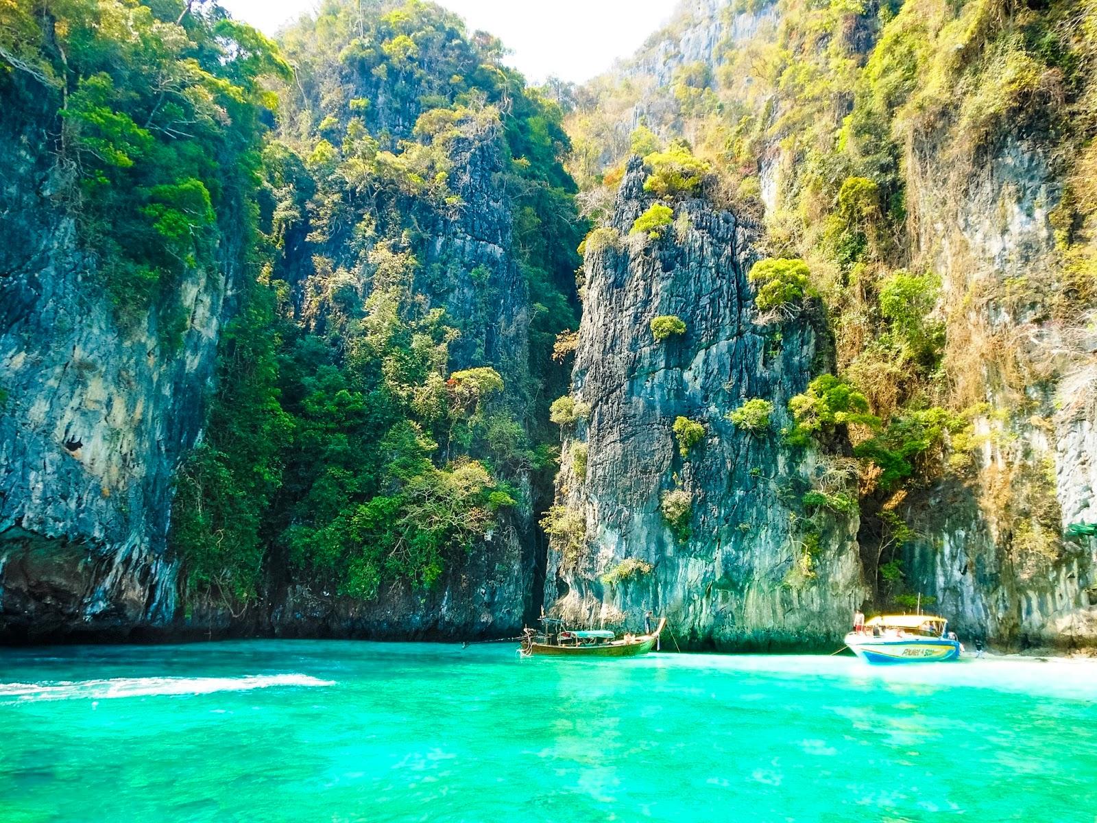 phi phi island thailand