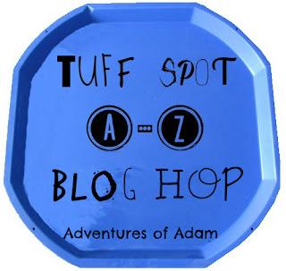 Tuff Spot A - Z blog hop