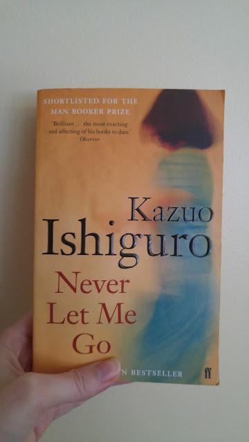 Never Let Me Go--Kazuo Ishiguro