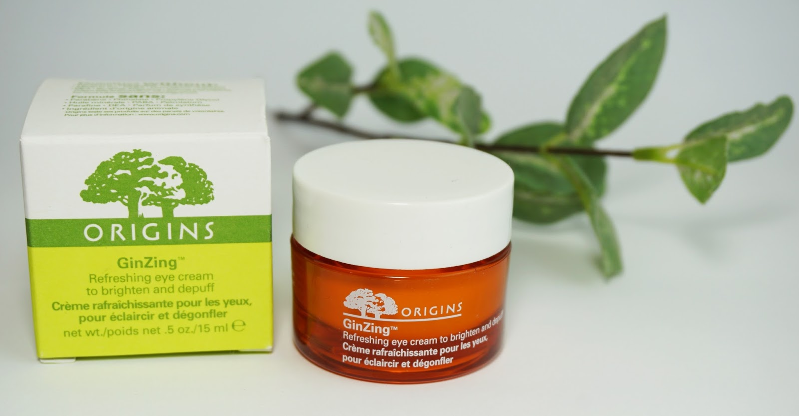 Origins - GinZing Refreshing Eye Cream (Augencreme)