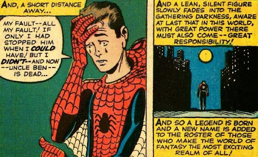 I was a Teenaged Marvel Zombie: The Problem with Spider-Man