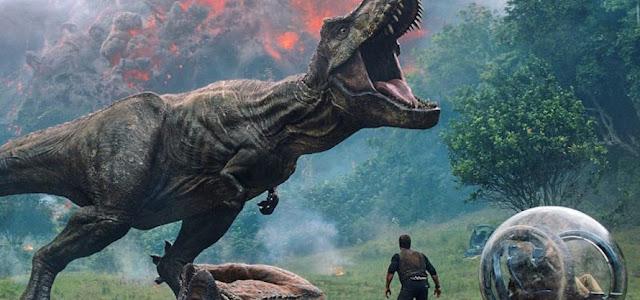 Colin Trevorrow diz que 'Jurassic World: Dominion' terá mais dinossauros animatrônicos