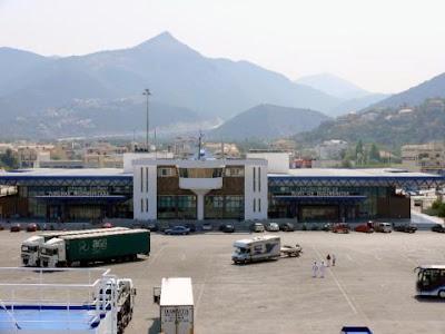 Σύλληψη 5 αλλοδαπών στο λιμάνι της Ηγουμενίτσας