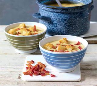 smoky split pea soup recipe