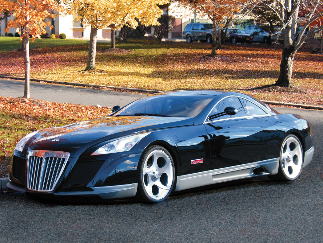 Maybch-Exelero 4-What is the most expensive car