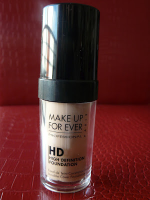 revue High Definition Foundation Make Up For Ever