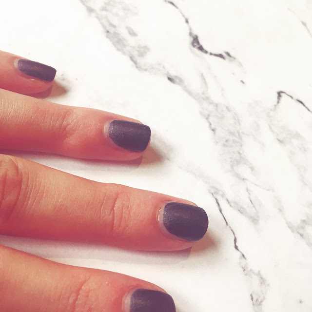 Lovelaughslipstick blog Halloween Inspiration and Fashion Beauty Accessories Topshop Matte Nails