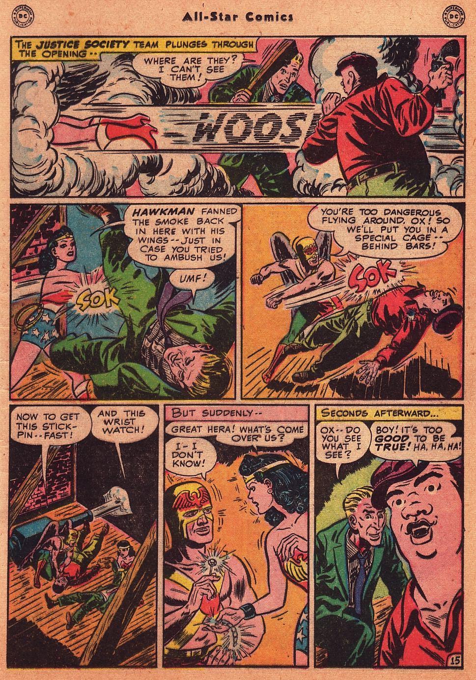Read online All-Star Comics comic -  Issue #45 - 19