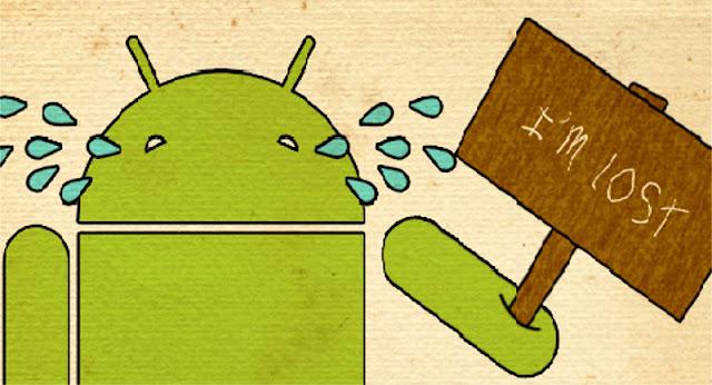 Melacak Hp android