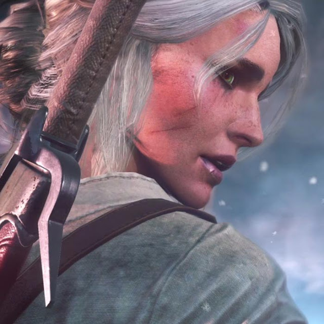 Ciri And White Haze Wallpaper Engine