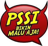 Saking jengkelnya ke PSSI, Copas artikel meleg-meleg